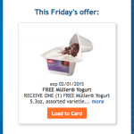 Kroger FREE Friday Download:  Mueller's Yogurt!