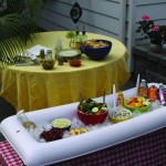 Inflatable Salad Bar on sale for $6.99