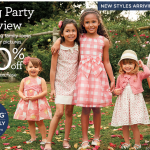 Gymboree FREE shipping plus 50% off sale!
