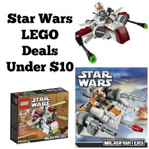 Lego promo star wars