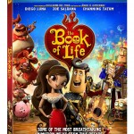 The Book of Life Blu Ray/DVD Combo Pack only $14.99!