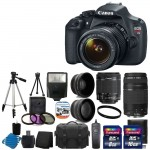 Canon Rebel Camera plus accessory pack lowest price EVER!