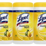 Lysol Wipes Stock Up Deal!