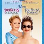 The Princess Diaries Double Feature Blu Ray/DVD Combo Pack only $9.96!