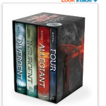 Divergent Boxed Set 75% off!