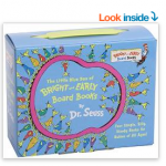 Dr. Seuss Board Books set 67% off!