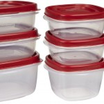 Rubbermaid 18 piece Easy Find Lid Food Storage Set only $9.99!