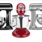 KitchenAid 6 Quart Stand Mixer 40% off today only!
