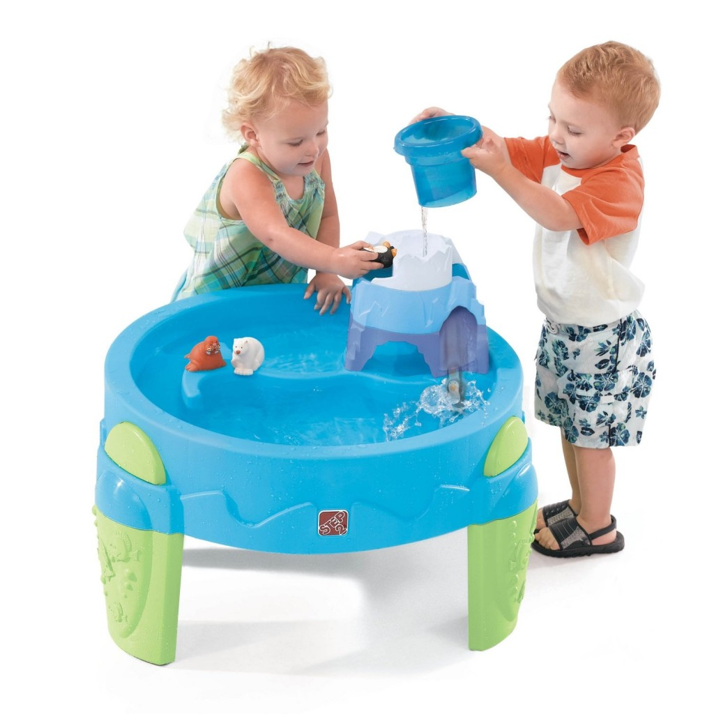 Step 2 Toys For Toddlers : Step arctic splash water table off