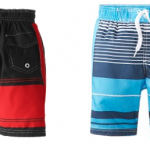Boys Swim Trunks only $4.65 each!