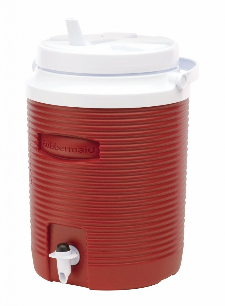 Rubbermaid 2 Gallon Water Jug Only 9 97