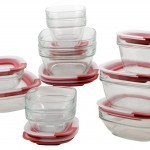 Rubbermaid Easy Find Lid 22 piece Glass Food Storage Set lowest price!