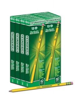 ticonderoga-pencils