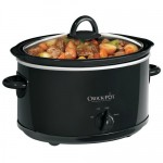 Crock Pot 4 Quart Slow Cooker only $15.92!