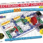 Snap Circuits SC-300 Electronics Discovery Kit only $32.79!