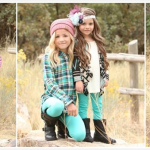 Kids Fleece Lined Leggings only $7.99!