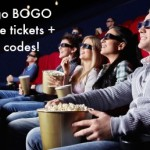 Fandango BOGO free movie tickets deal!
