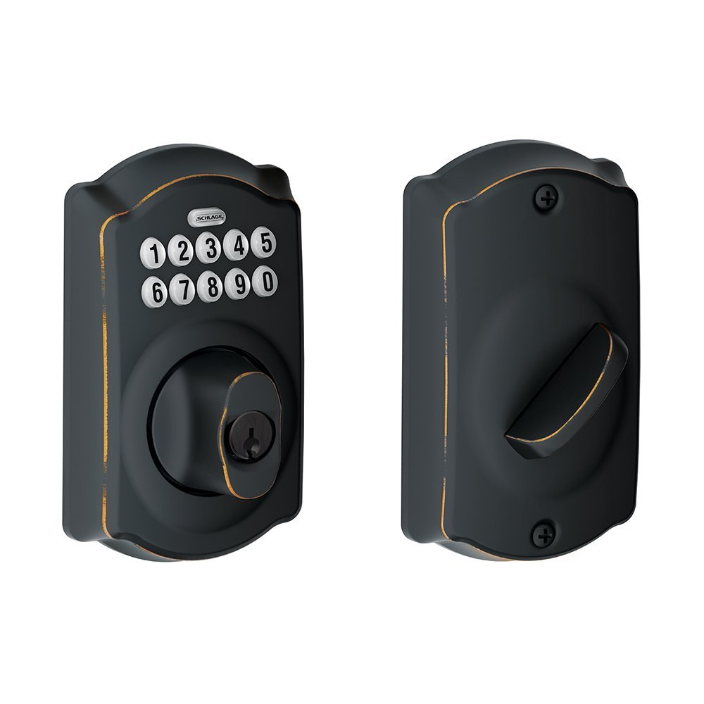 Schlage Keyless Entry 71 Off Today