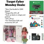 Target Cyber Monday Deals!