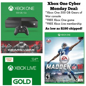 xbox-one-cyber-monday-deal