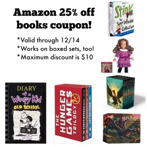 Past Amazon Coupon Codes. These Amazon promo codes have expired but may still work. Spend $20 or more on books at Amazon and use this promo code to save $5. Offer only applies to products sold by Amazon and not sold by third party sellers. S18 Get Promo Code Expired 07/17/