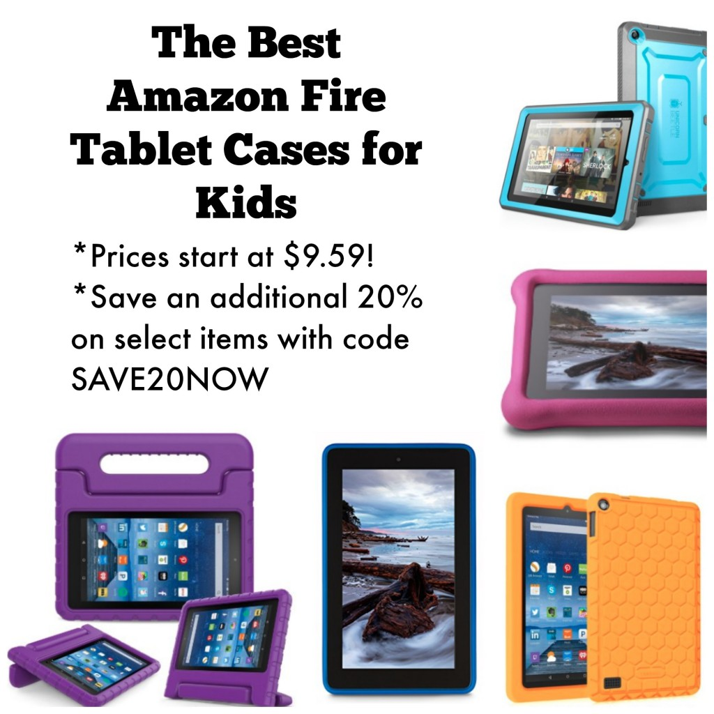 The Best Amazon Fire Tablet Cases For Kids