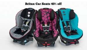 Britax Car Seat Price