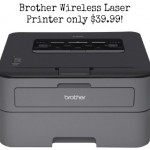 Brother Wireless Laser Printer 67% off!