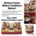 Hickory Farms helps you make Traditions Matter!