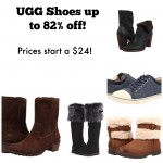 UGG Shoes up to 82% off!