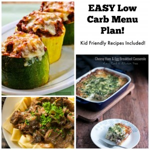 easy-low-carb-menu-plan