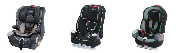 Graco Nautilus   In  Harness Booster Car Seat