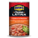 Easy Mexican Dishes in Minutes with Bush's Cocina Latina line!