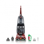 Hoover Power Scrub Deluxe Carpet Cleaner only $80!