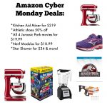 Amazon Cyber Monday Deals:  KitchenAid Mixer, Blendtec & more!