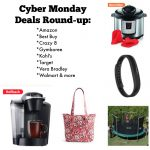 CYBER MONDAY DEALS Round-up!