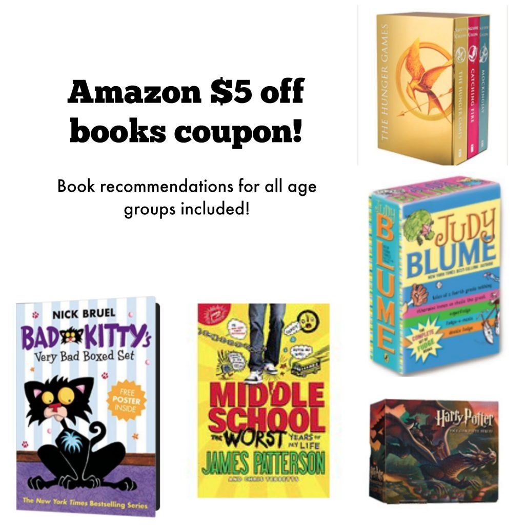 Amazon book coupon code 2018