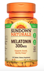 Sundown Naturals Melatonin Gummies Review