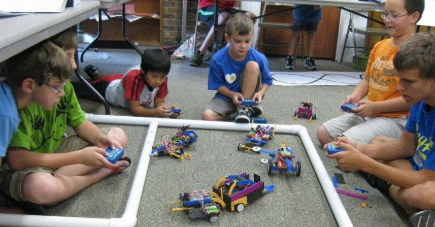 steam-robotics-summer-camp