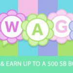 Earn a 500 SB bonus during July SWAGO!
