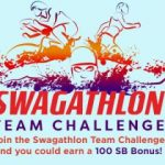 Earn extra SB with the Swagathlon Team Challenge!
