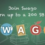 Earn bonus SB with Swago: Back to School Shopping Edition