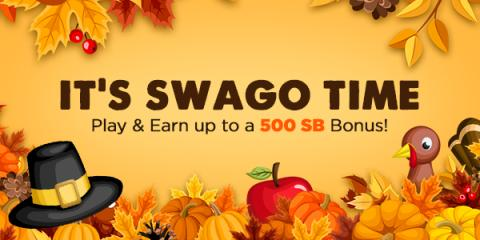 SWAGO-Thanksgiving