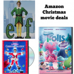 Amazon Deals on Christmas Movies