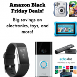 Amazon Black Friday deals are LIVE!
