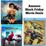 Amazon Black Friday Movie Deals!