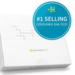 AncestryDNA: Genetic Testing – DNA Ancestry Test Kit on sale for $54.99