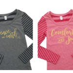 Cents of Style:  2 holiday tees for $30 shipped!