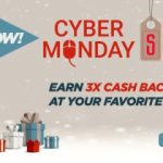 Huge Cash Back deals during the Swagbucks Cyber Monday Sale!