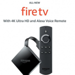 Amazon Fire TV & Alexa Voice Remote only $49.99!
